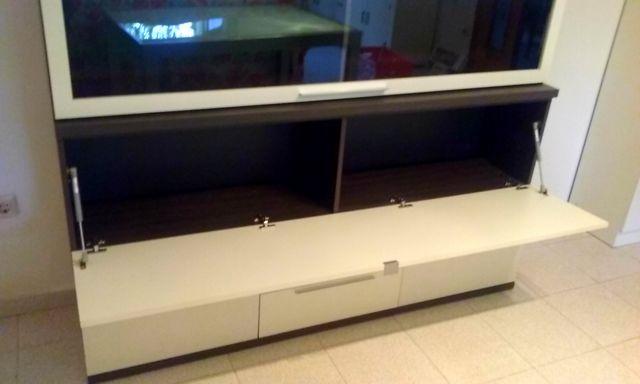 Módulos de comedor blancos modernos (3 piezas) de segunda mano por ...