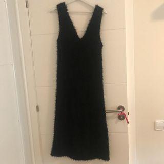 Vestido de Zara de pelo