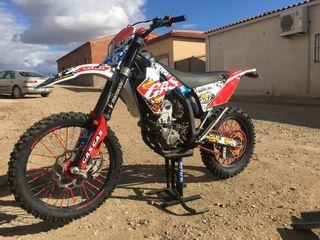 Moto Gas gas 250 cc 4t del 2010
