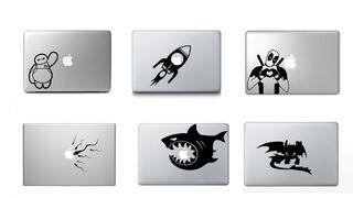 stickers para portatiles