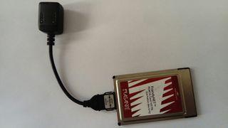 FriendlyNet PCMCIA tarjeta 10T/TN PC - Mac