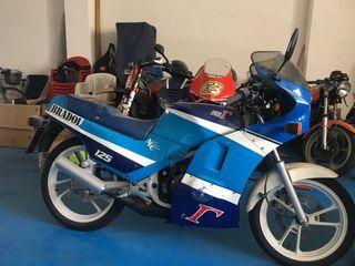 Suzuki rg 125
