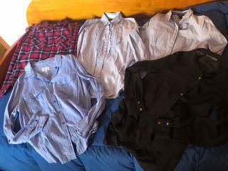 Camisas 1€