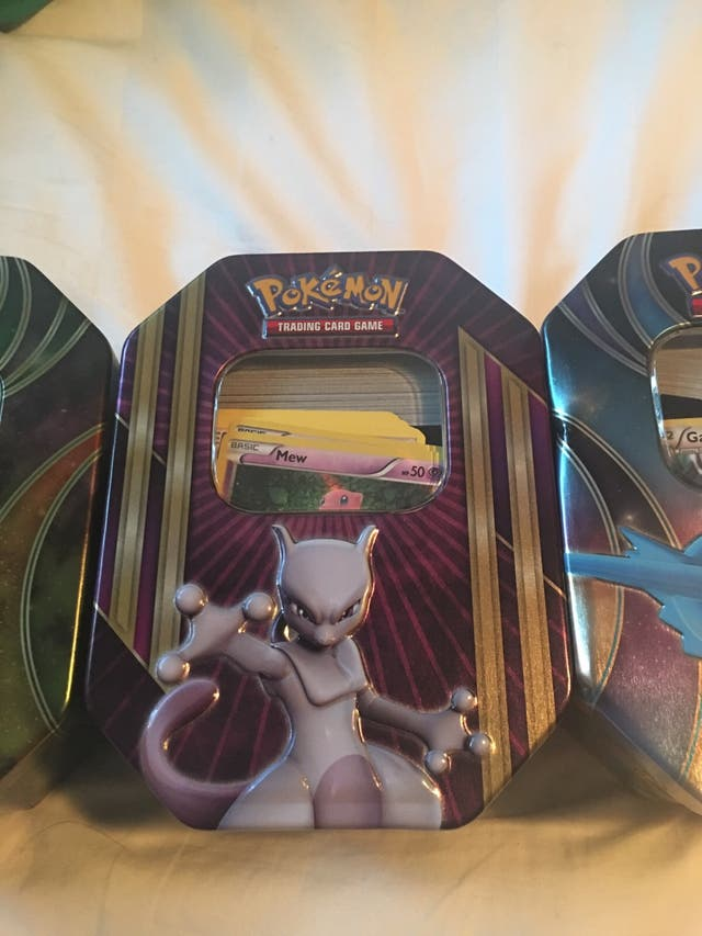 Cartas pokemon
