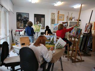 Clases de dibujo y Pintura