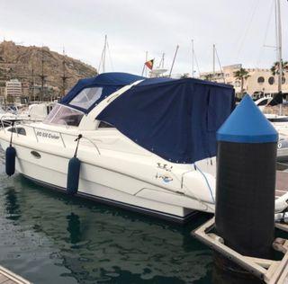 Barco Río 850 cruiser