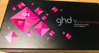 Ghd V Pink diamond