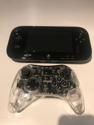 Wii u consola nintendo juegos