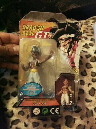 Figura original de Bandai UUB (OOB) Dragon Ball GT