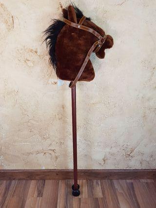 Cabeza caballo juguete