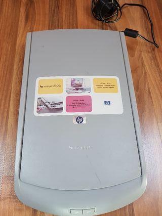 Escáner hp