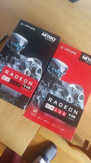 Amd RX 480 OC+