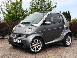 Smart fourtwo Cabrio 2004