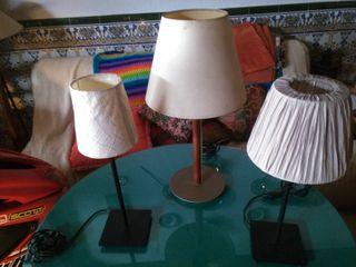 lamparas de mesita o mesa