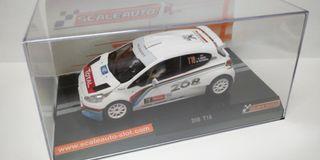Peugeot 208 Scaleauto nuevo
