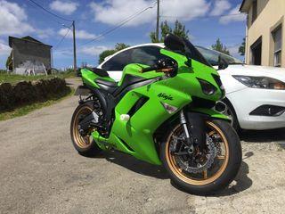 Kawasaki zx6r a2
