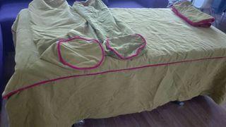 conjunto cama nido