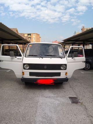 volkswagen t3 kombi bus 1982
