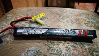bateria lipo 11.1 airsoft