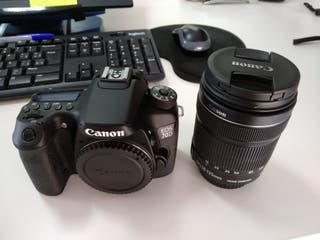 Canon EOS70D + EF-S 18-135 IS STM