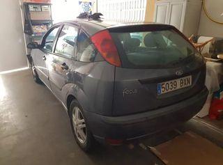 Despiece Ford Focus 2002