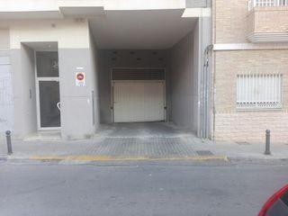 Alquila/vende plaza de garaje,precio negociable