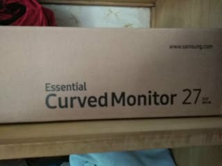 monitor samsung curved 27""