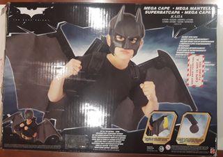 Superbatcapa de Mattel