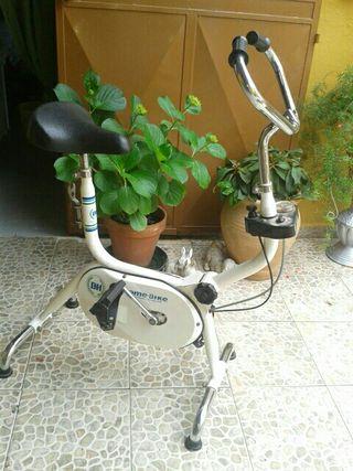 Bicicleta gimnasia