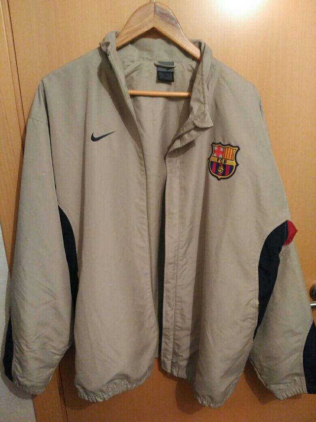 Chaqueta chandal Barça