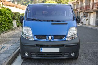 Renault Trafic Diesel 1.9 DCI 101cv, homologado.