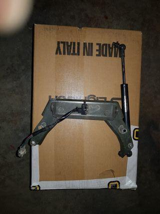 soporte asiento tmax 500 con amortiguador