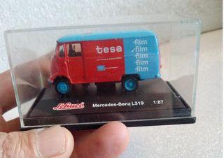Schuco mercedes-benz L319 escala 1:87
