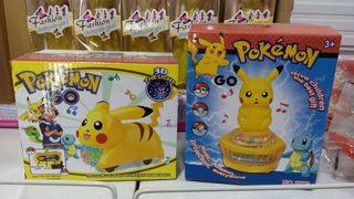 amiibo Pikachu (nivel 50)