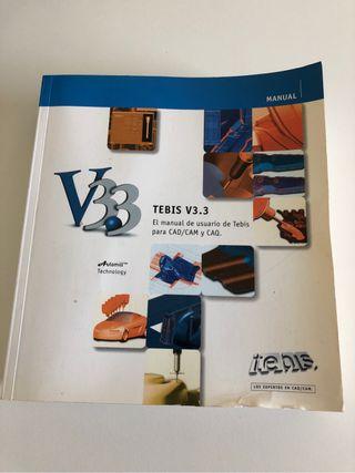 Manual CAD/CAM Tebis v3.3