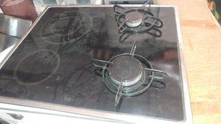 horno y vitro ceramica