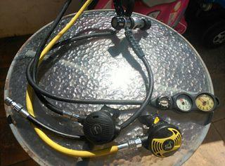 Regulador de buceo scubaprod