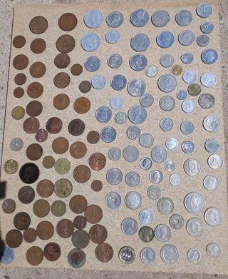 monédas antiguas