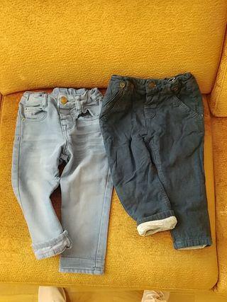 Pantalones 12-18 meses