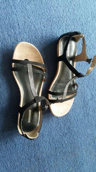 Sandals, size 39