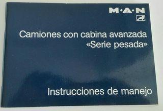 Libro instrucciones de manejo Man.