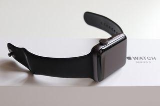 Apple watch serie 3 42mm garantía 23-1-20 + seguro