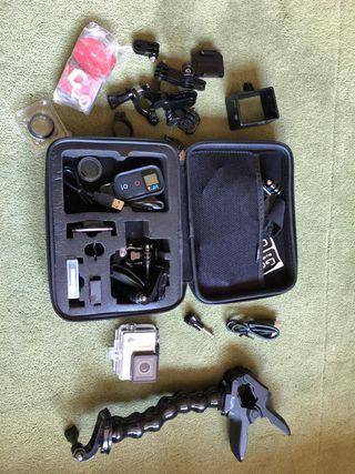 Pack GoPro con todos los accesorios