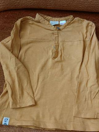 Camiseta Zara 18 meses