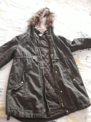 abrigo premama