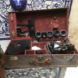 camara de cine de 35 /16 mm Regalo los lentes