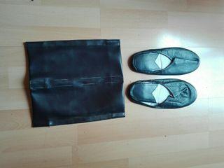 Zapatillas viaje -SIN ESTRENAR--