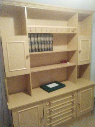 Armario biblioteca