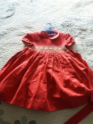 vestido pili carrera talla 3