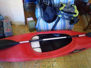 canoa rígida marca skimo